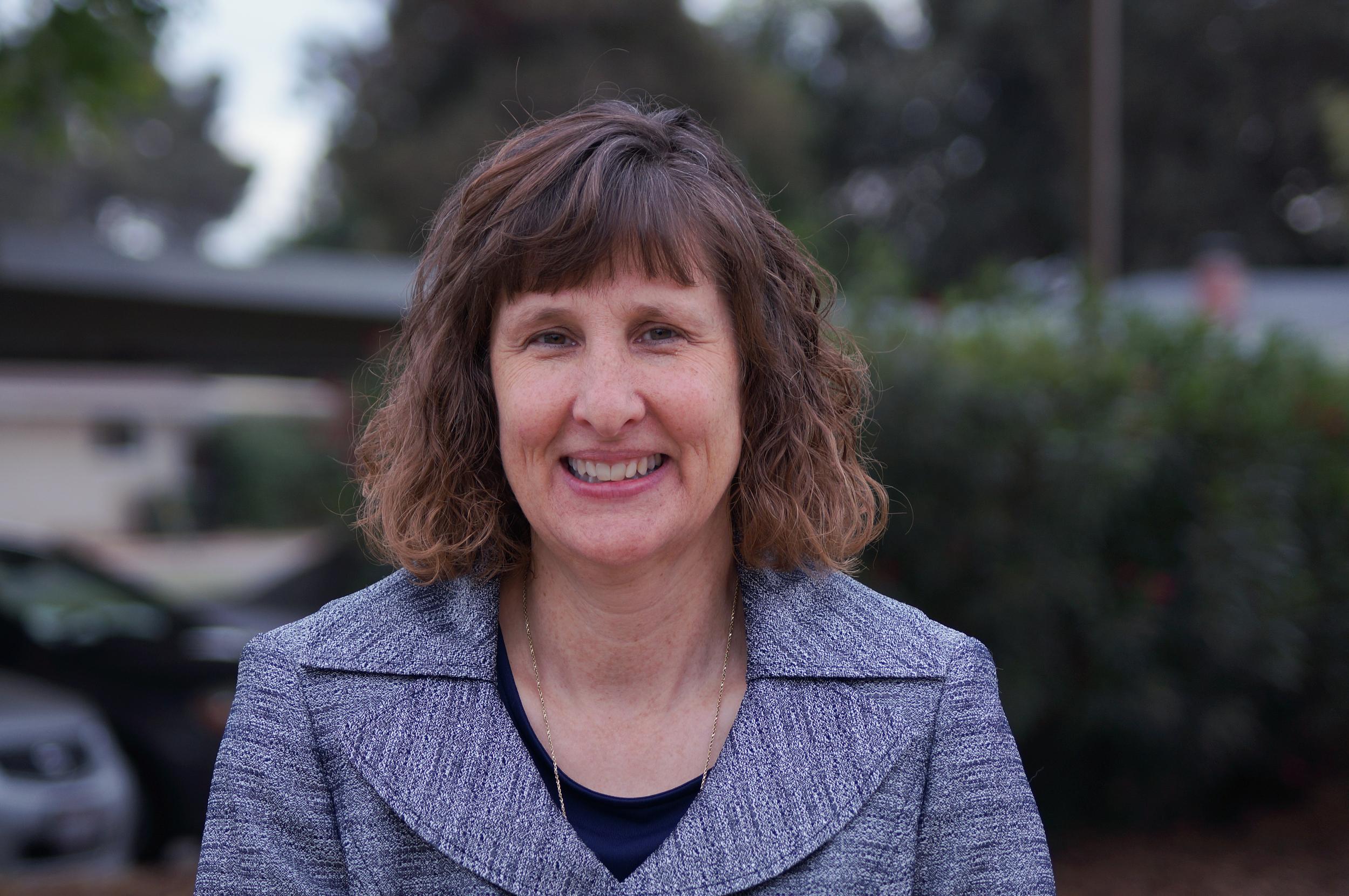 Cindy J. Scheublein, Executive Director, Bethany Home