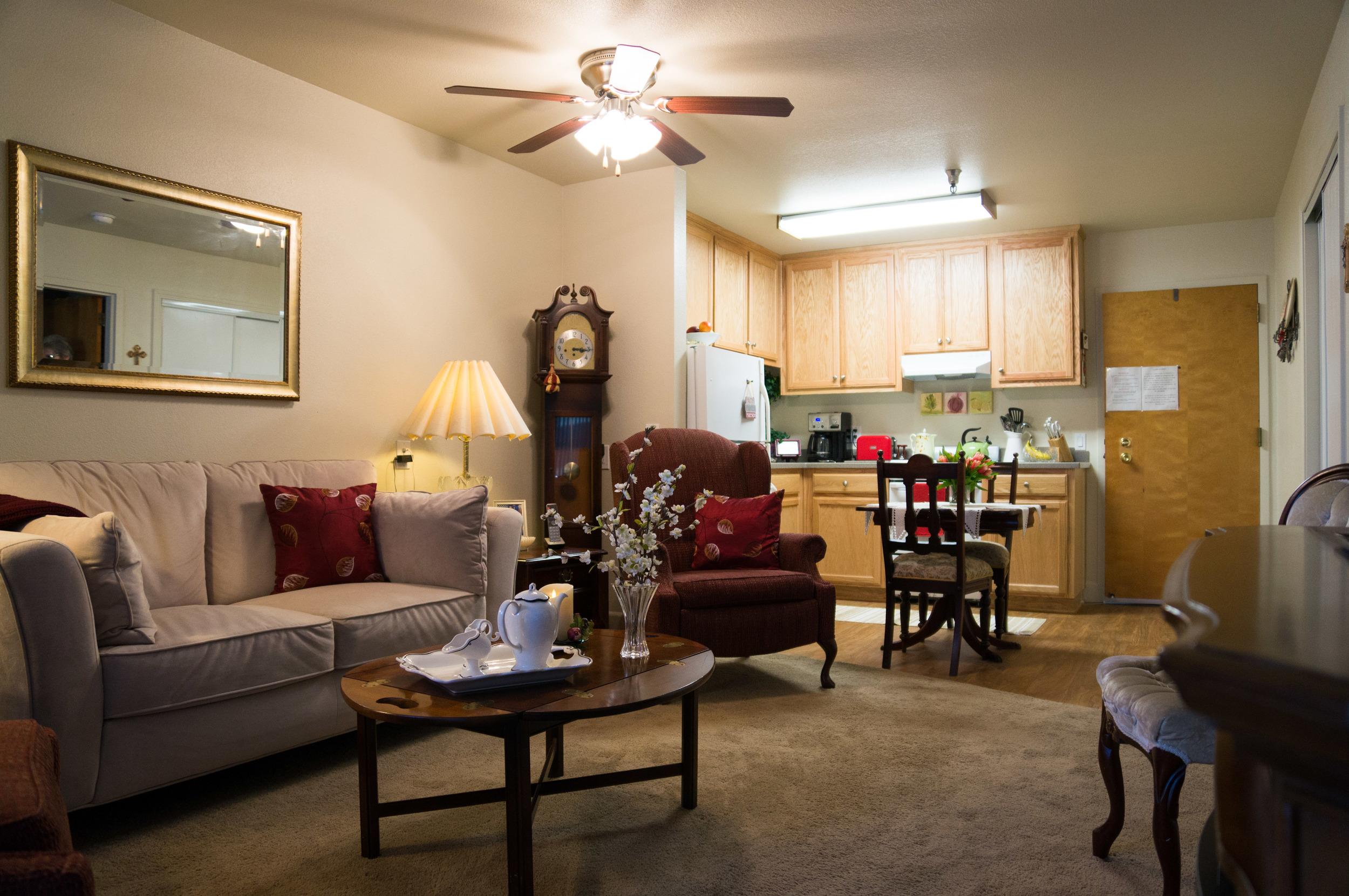 Manor Apartment