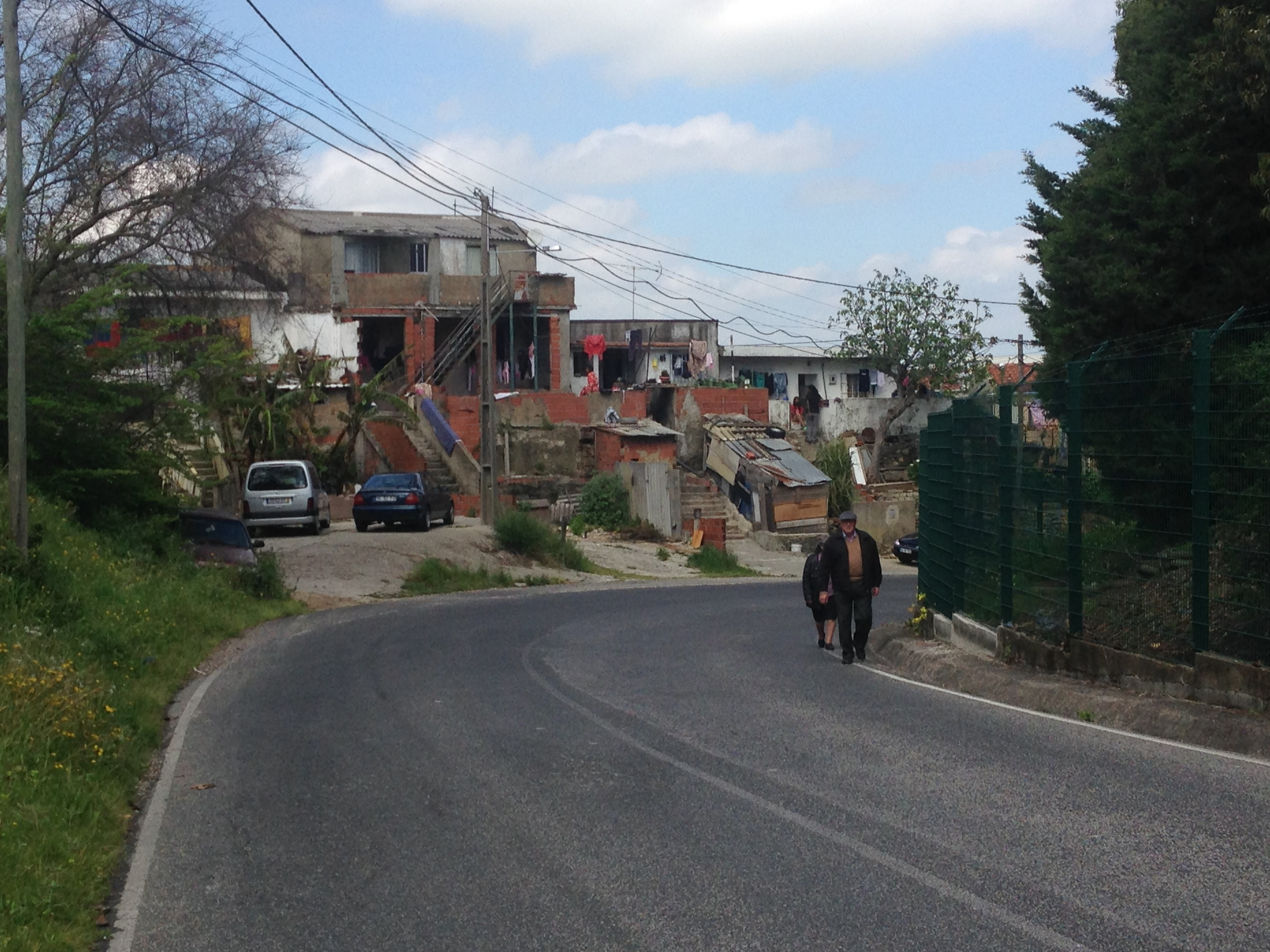 Near 'Fonte da Pipa' (04/2014)
