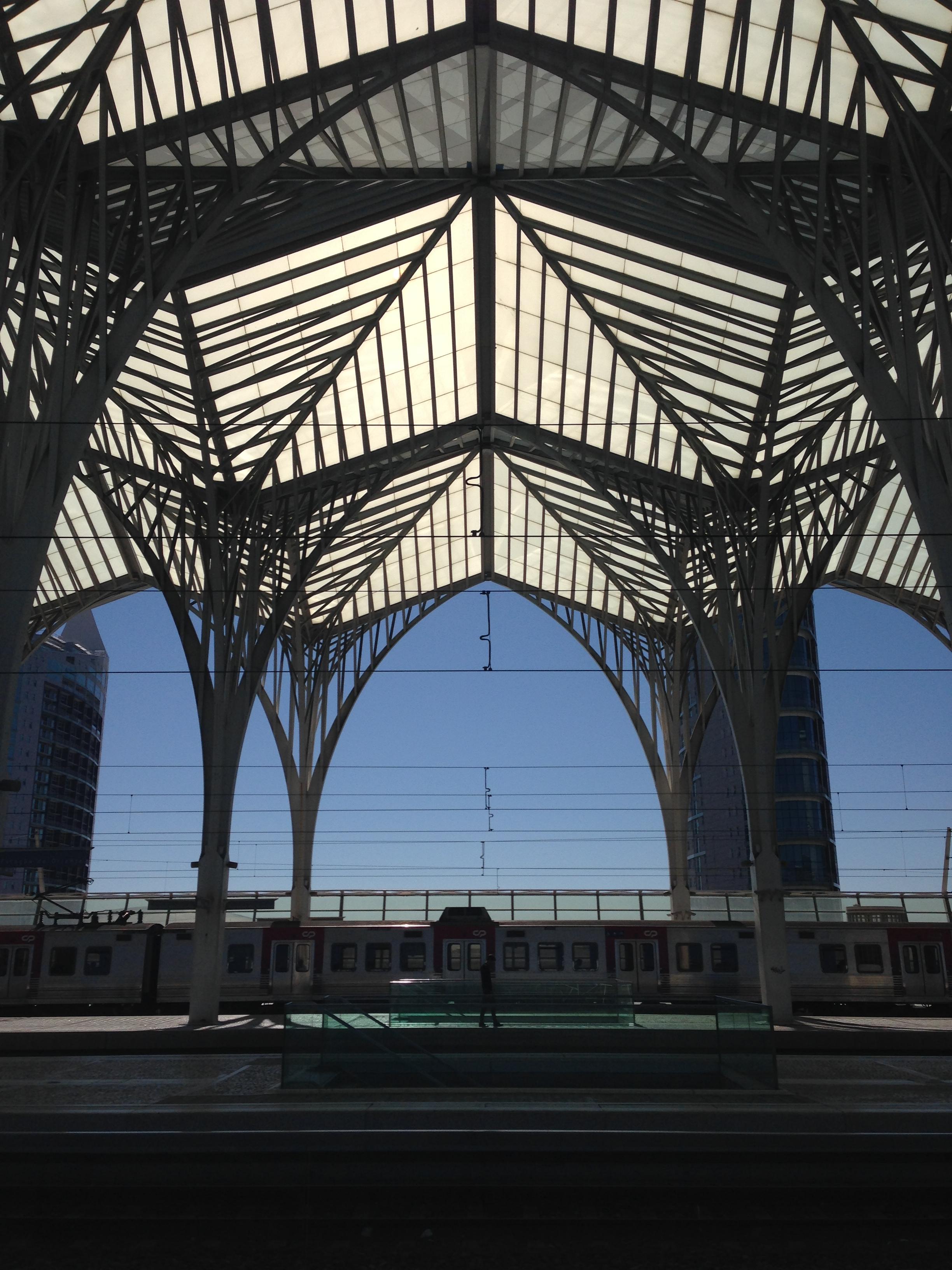 Gare do Oriente (07/2014)