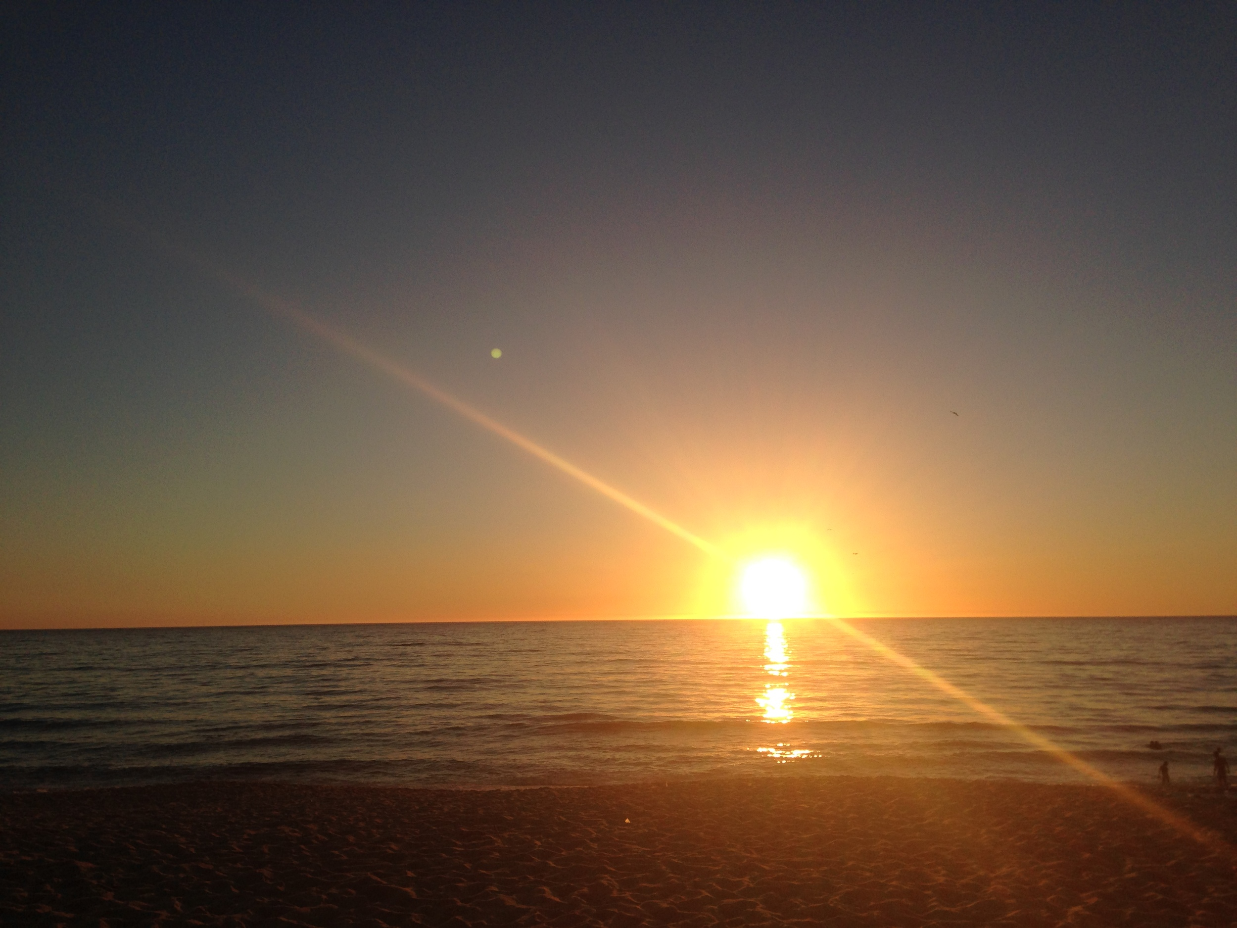 Sunset in Melides (08/2014)