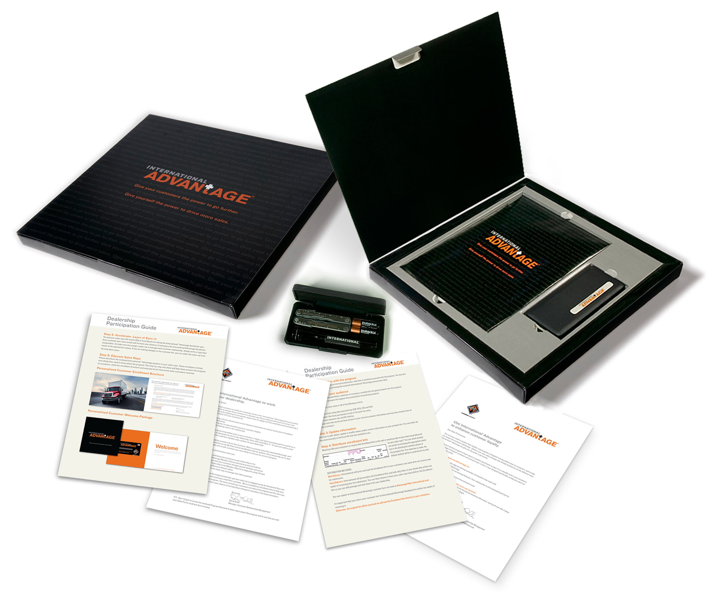 "Dealer Enrollment Kit: ""Give your customers the power to go further. Give yourself the power to drive more sales."""