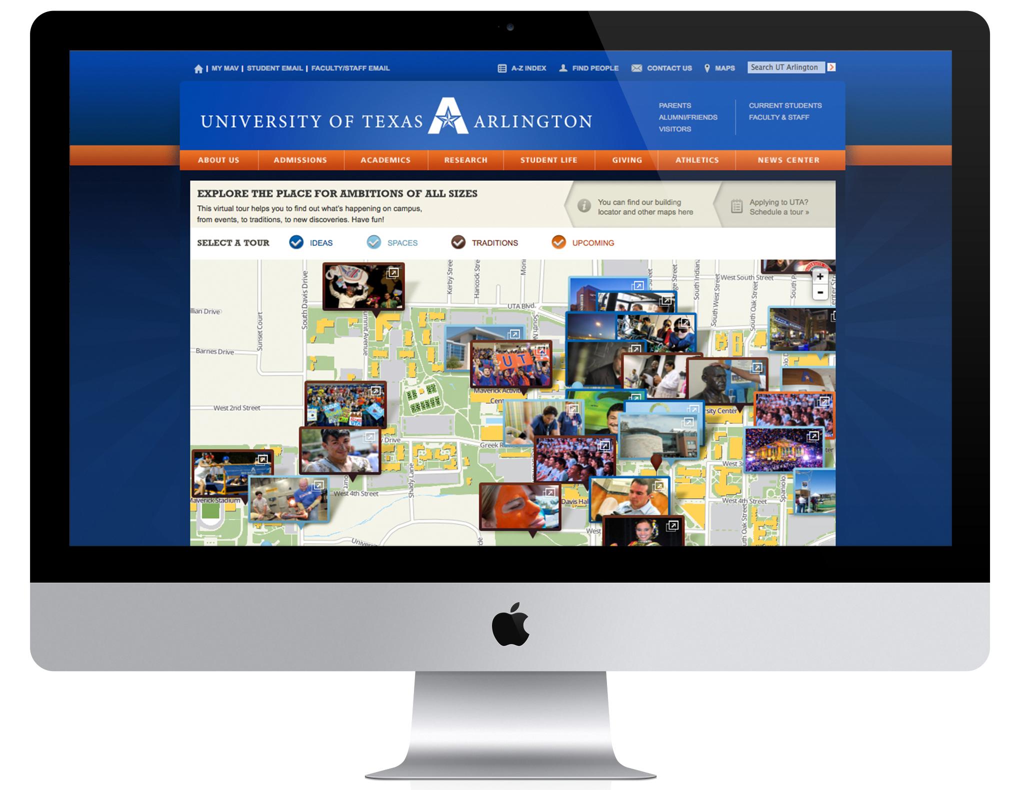 UTA Virtual Tour