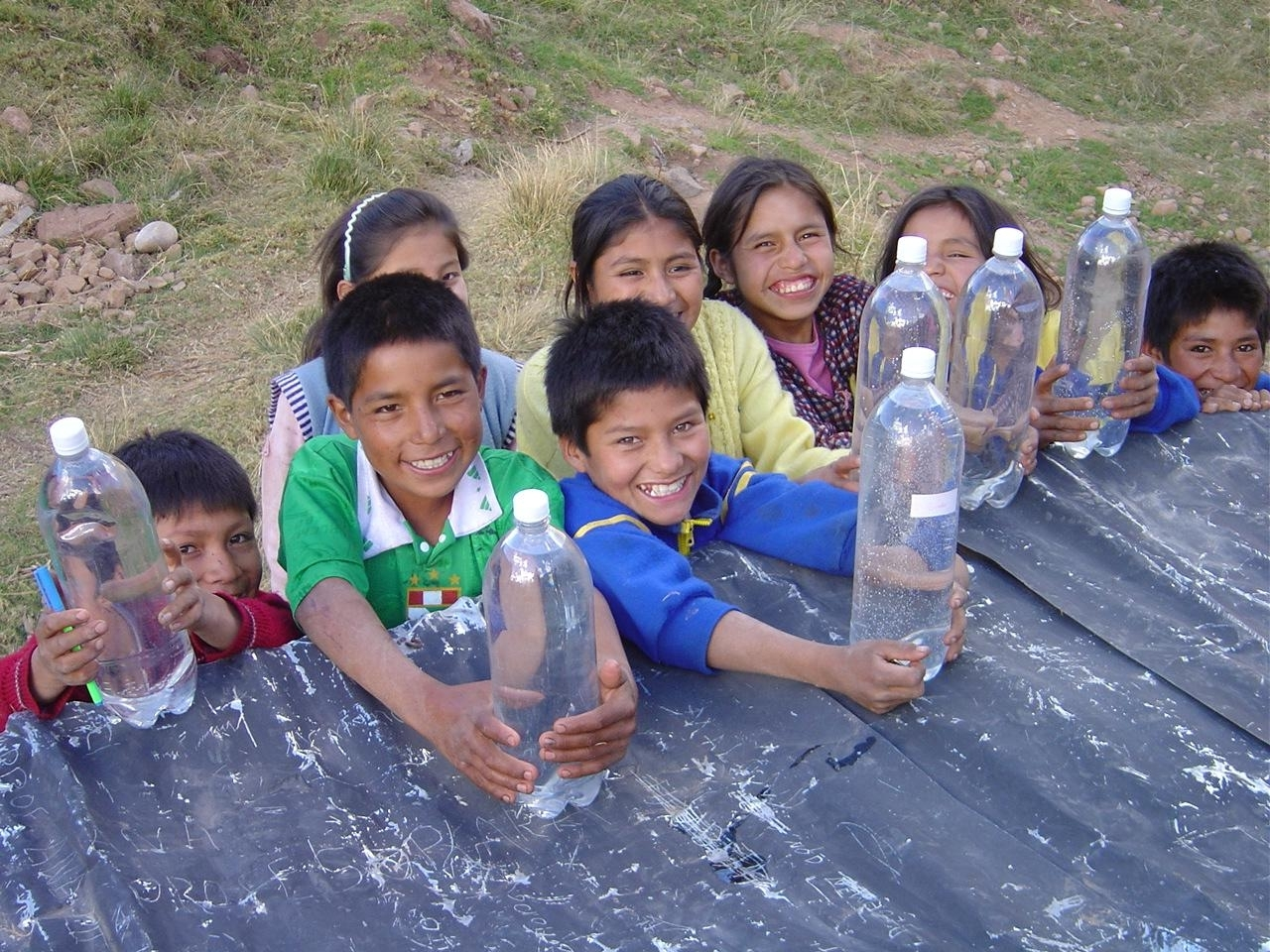 Watertap points @ School - Education starts with clean drinking water