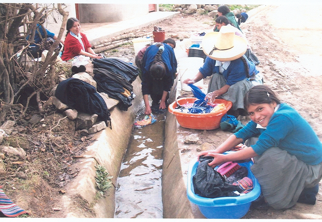 Community Water Filters - With your help we can change their daily lives