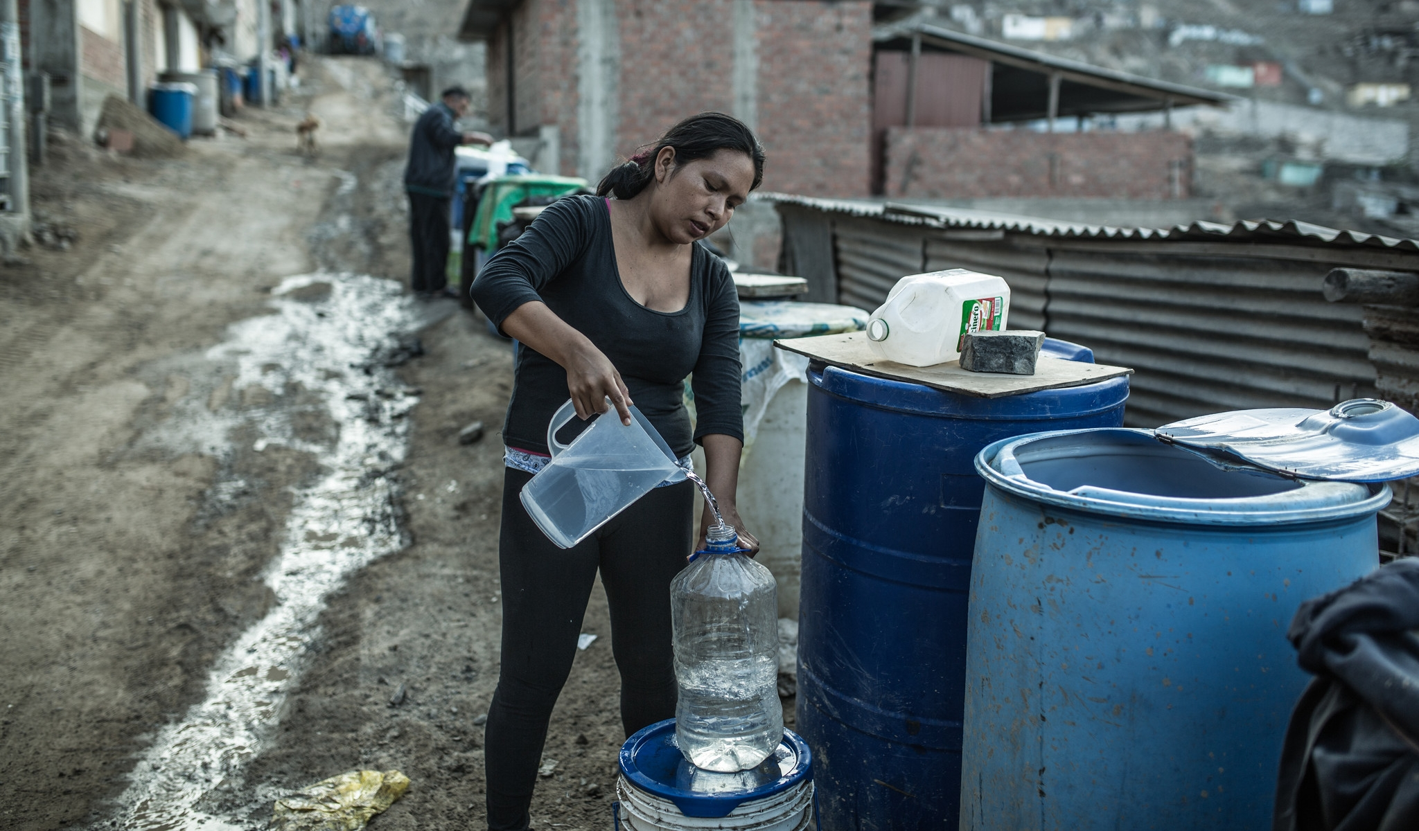 Communities - Create clean water facilities for every home in your community or alternatively create centralised clean water points. Generate health improvement & cost savingsWaterKiosk