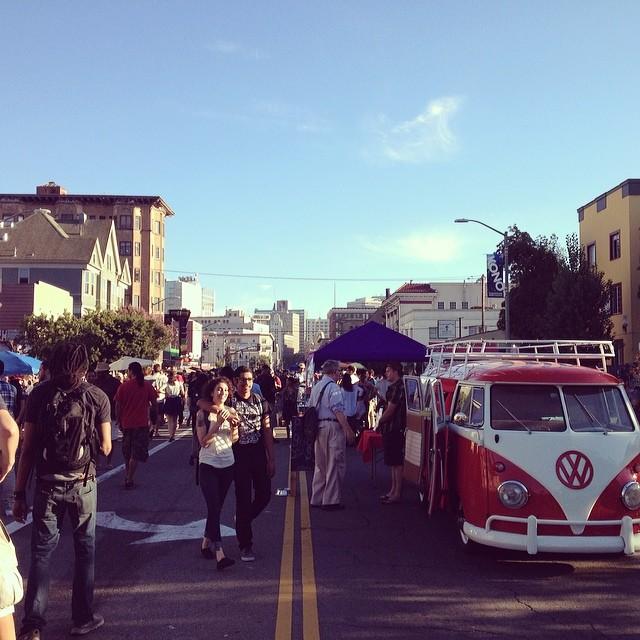 First Fridays Oakland