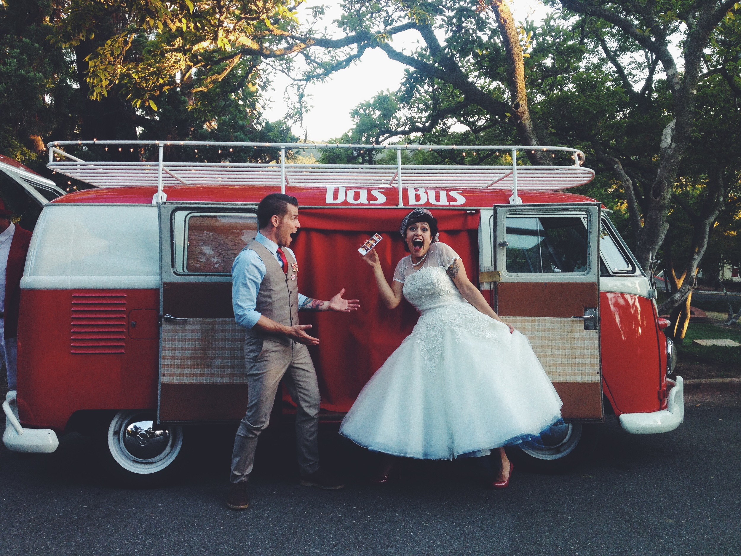 Alana and Ryan in San Rafael, CA. July, 2014. #thatdressthough