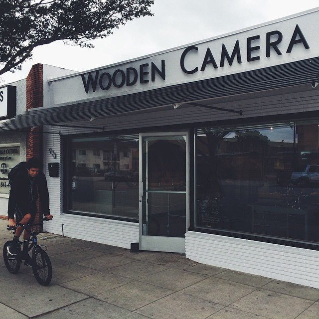 Congrats to our friends at @woodencamera on their new store! So great to have you in the neighborhood. #woodencamera #woodencamerala
