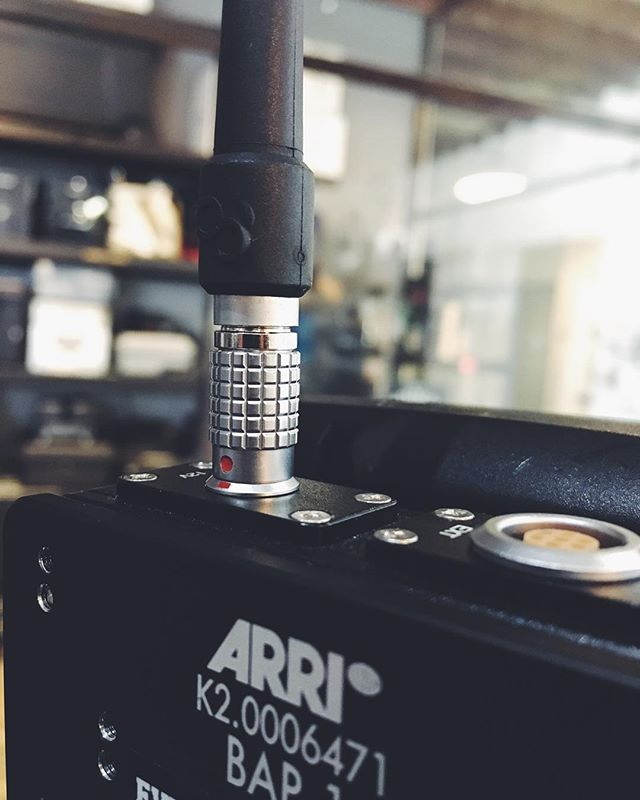 THEY'RE BACK! After a long wait, a redesign and a remanufacture our 2-Pin LEMOs will return after the new year. #arri #alexa #tvlogic #camera #film
