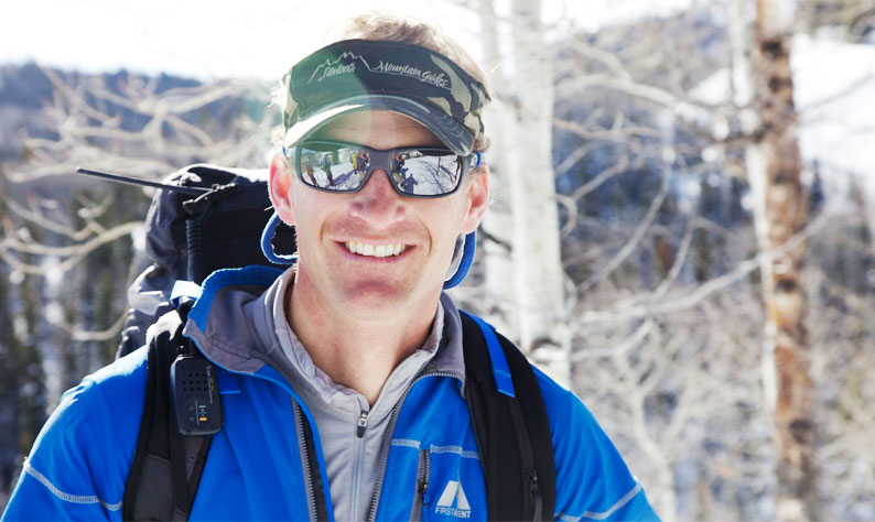 Erik Leidecker IFMGA (International Mountain Guide's Association)
