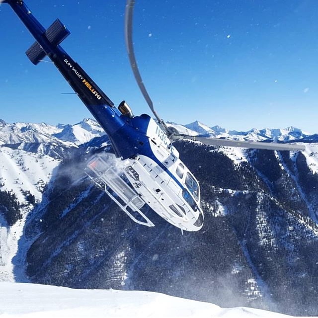 BOOK A MORNING HELICOPTER RIDE -