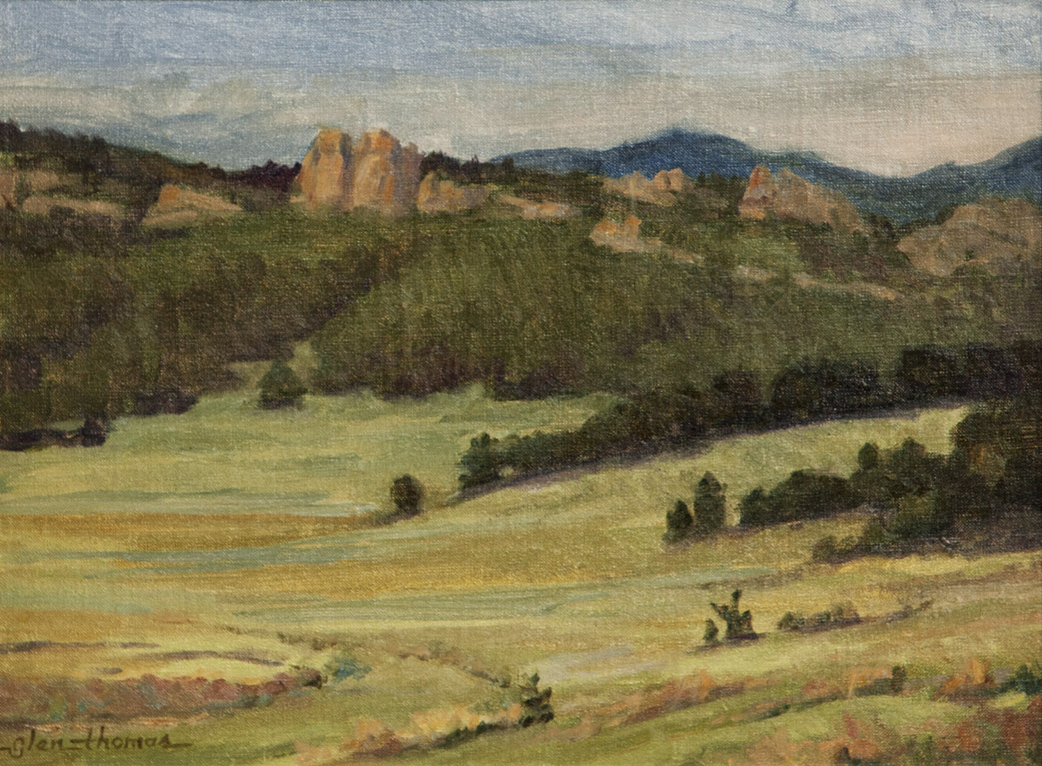 Stonewall, CO - SOLD