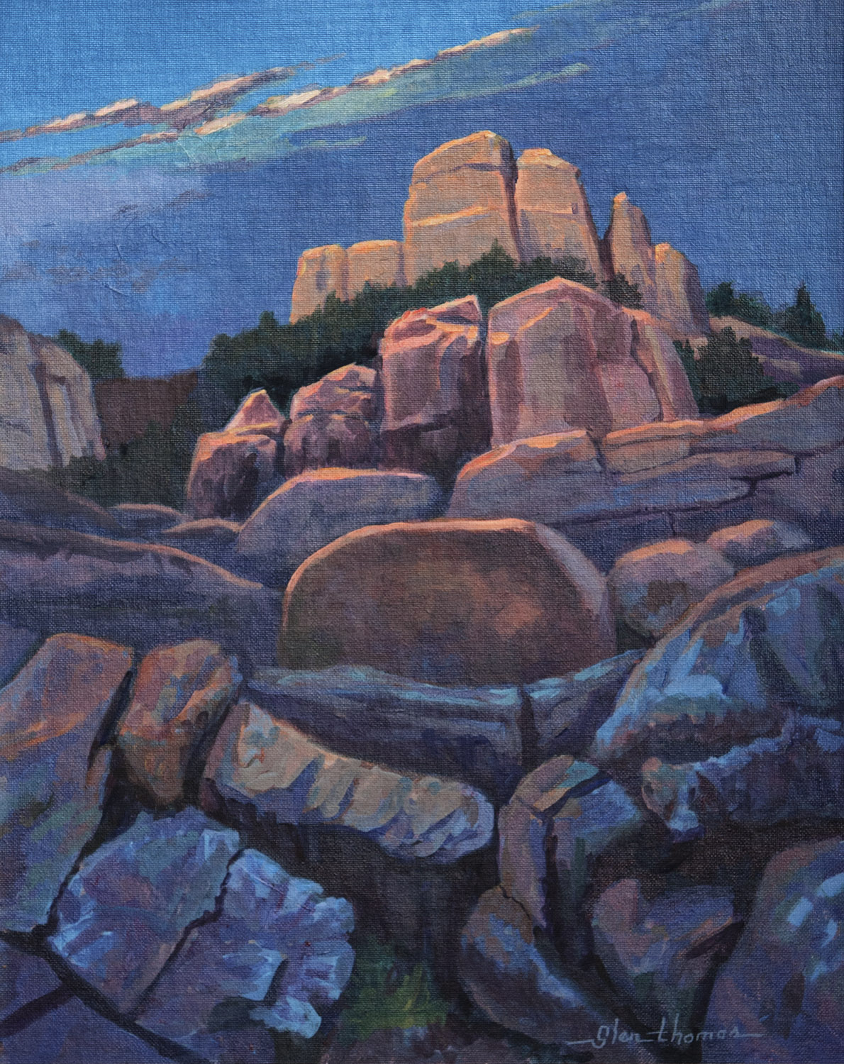 The Cathedral - SOLD