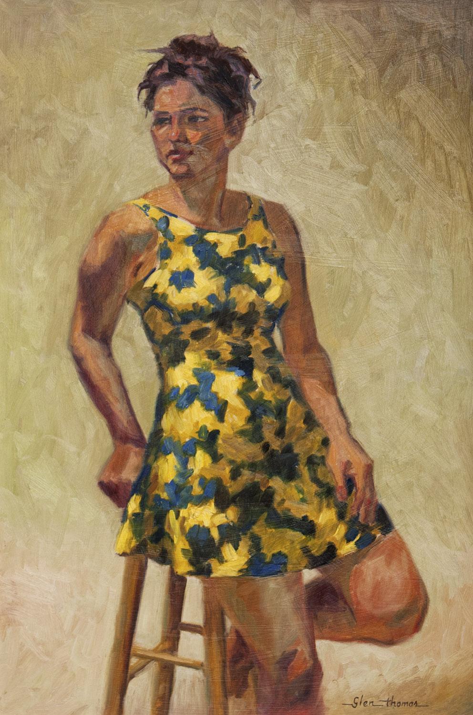 Summer Dress - SOLD