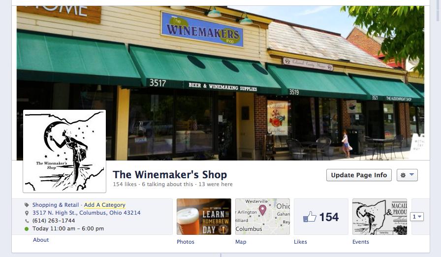 Visit us on Facebook, Twitter, or Instagram!