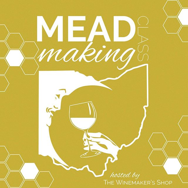 Meadmaking Class Saturday, October 5th Link in bio for tickets!  What: Learn to make #mead through this live demonstration!  Time: It will be approximately 2 hours long and will run Saturday from 5-7pm.  Description: We will be teaching a class geared both toward #beginner mead makers interested in getting into the hobby and more #advanced fermenters who want more knowledge of the #chemistry and #microbiology involved through it all.  Dress: #Casual