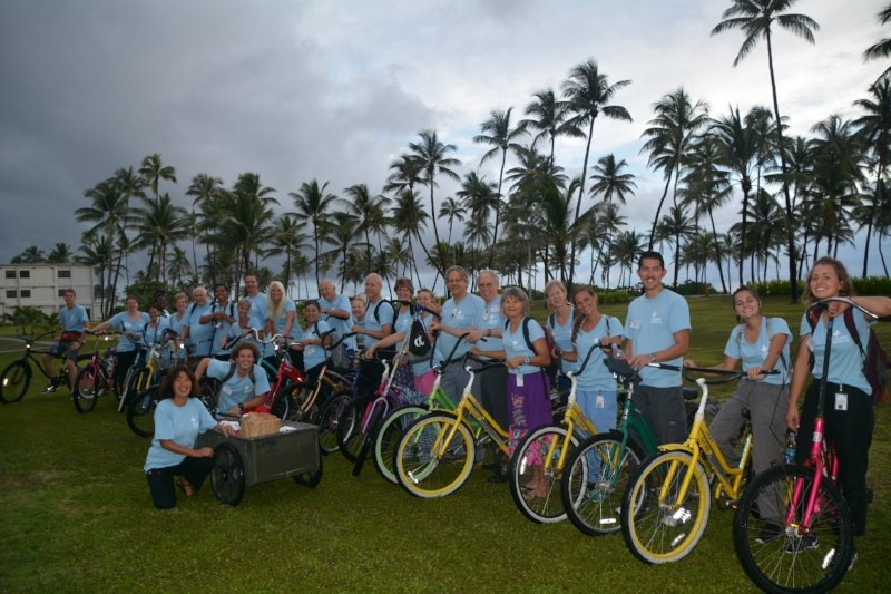 God pulled together this incredible team for a joint ophthalmology/dental mission on Ebeye, Marshall Islands.