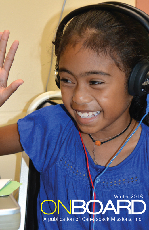 Winter OnBoard is here - There are exciting stories about recent missions, the Wellness Center in Majuro and the excellent work done by our volunteers as we continue to help the children, women and men of Micronesia.Click HERE to see it.
