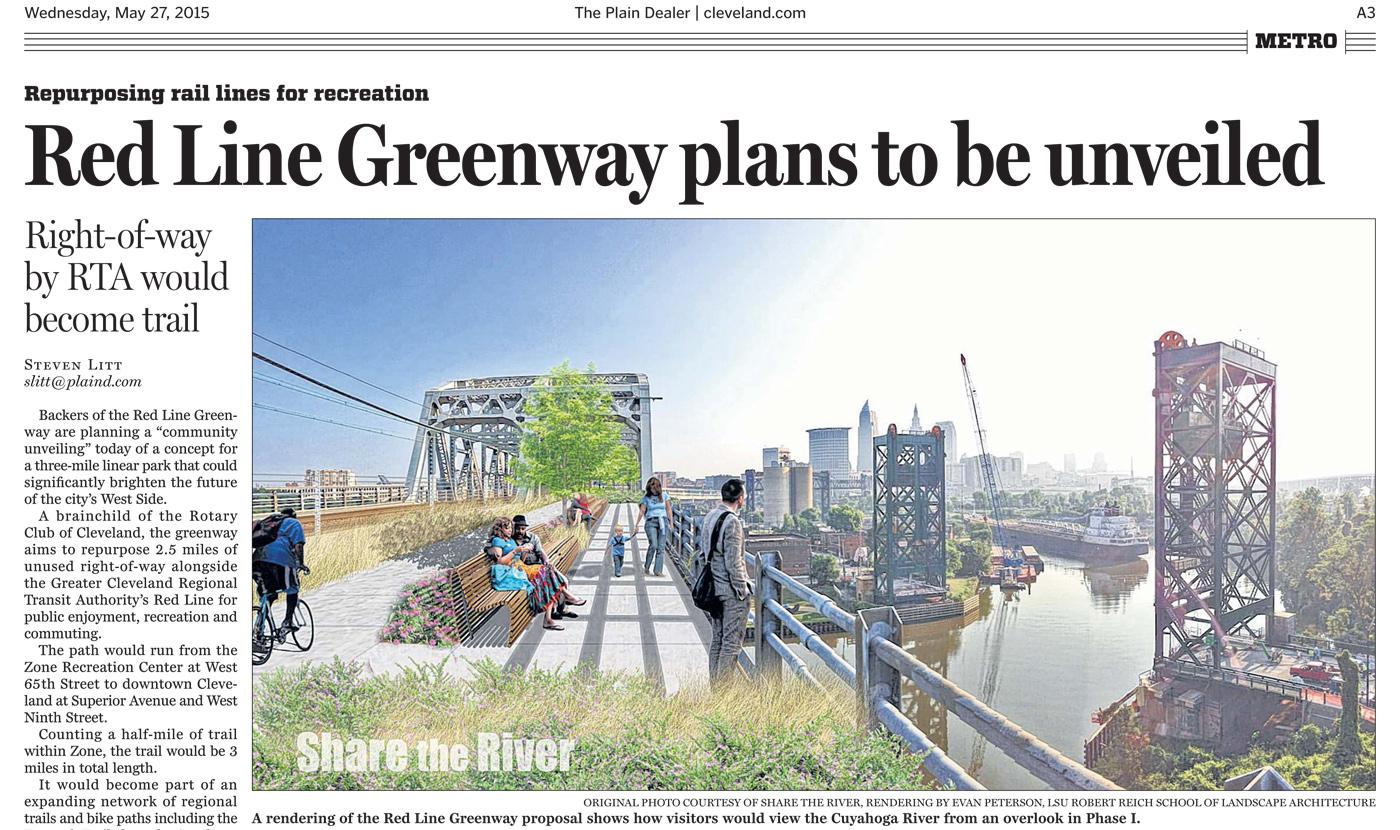 Redline Greenway