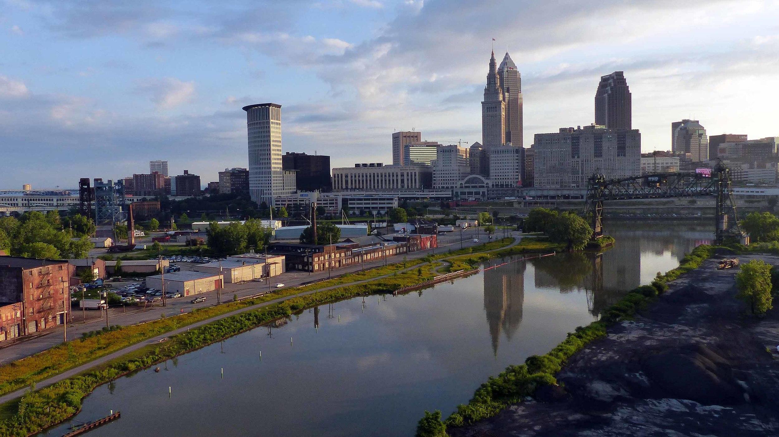 Cuyahoga River: June 22, 2015