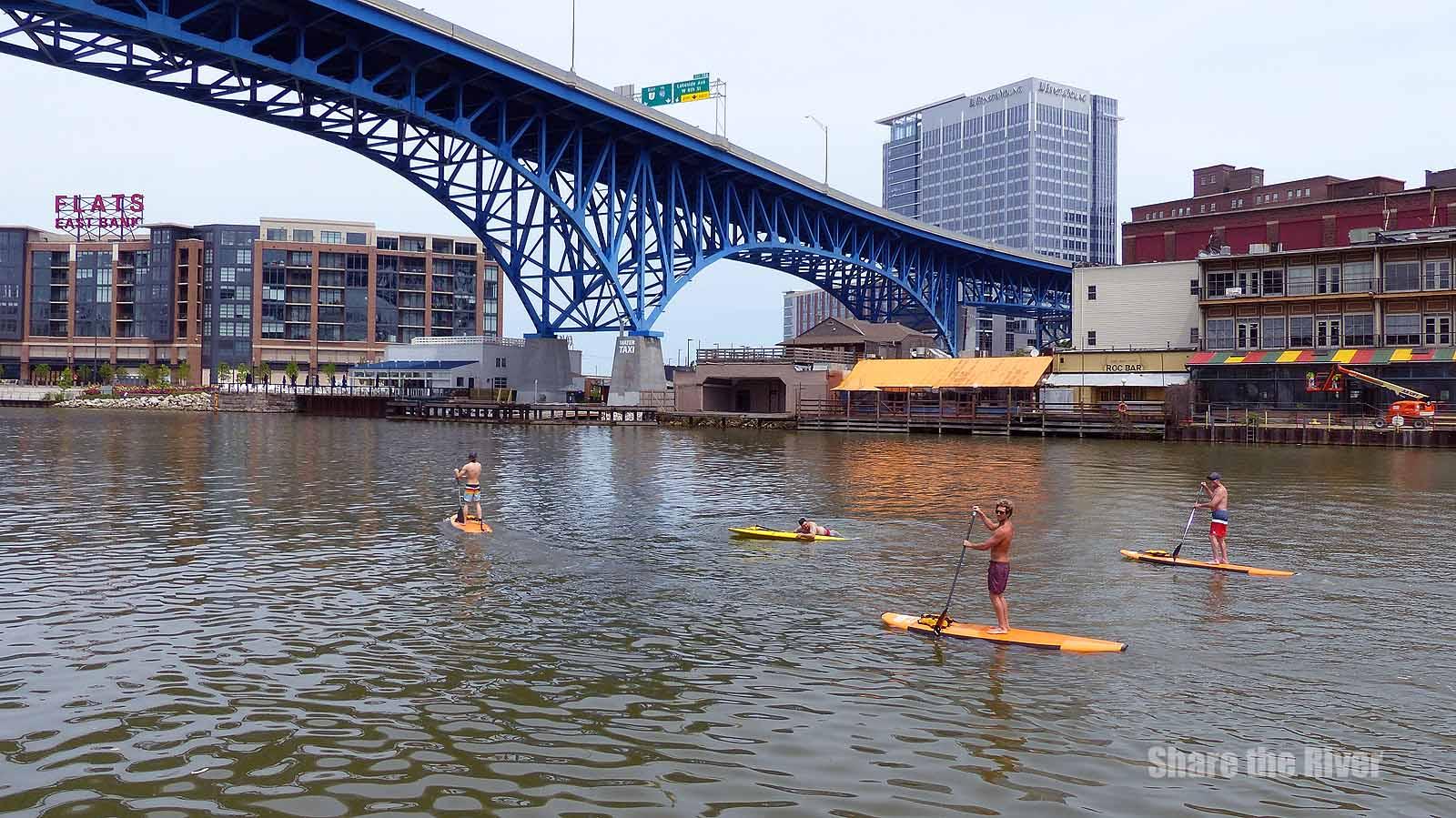Cuyahoga River - May 2016