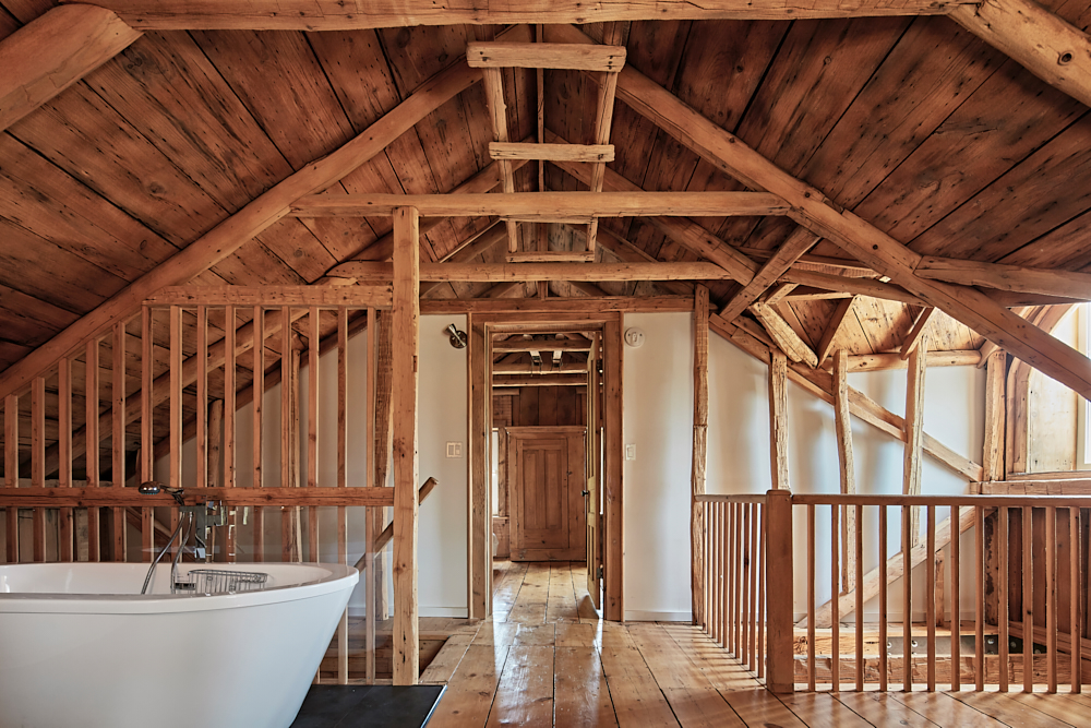 The Reach guesthouse   - Kearns Mancini Architects