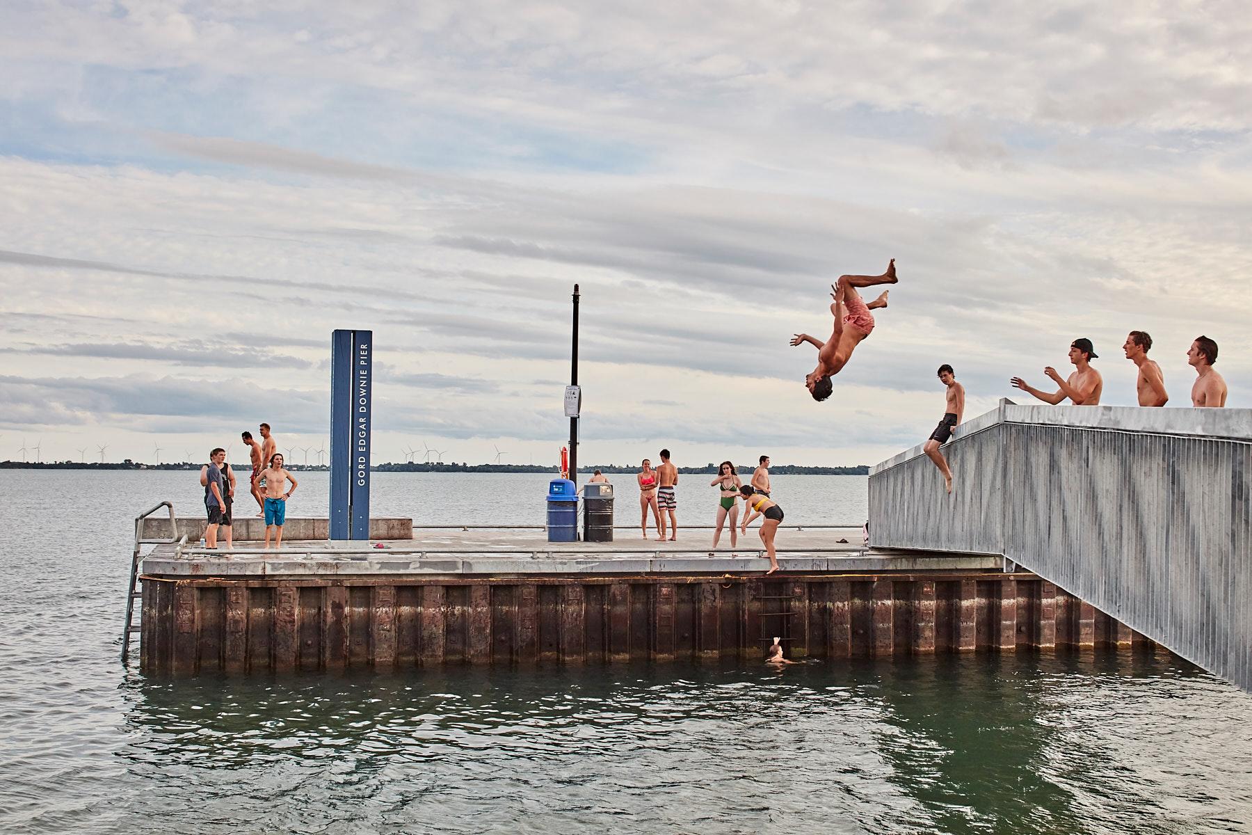 Breakwater Park  -  Claude Cormier + Associés Inc.
