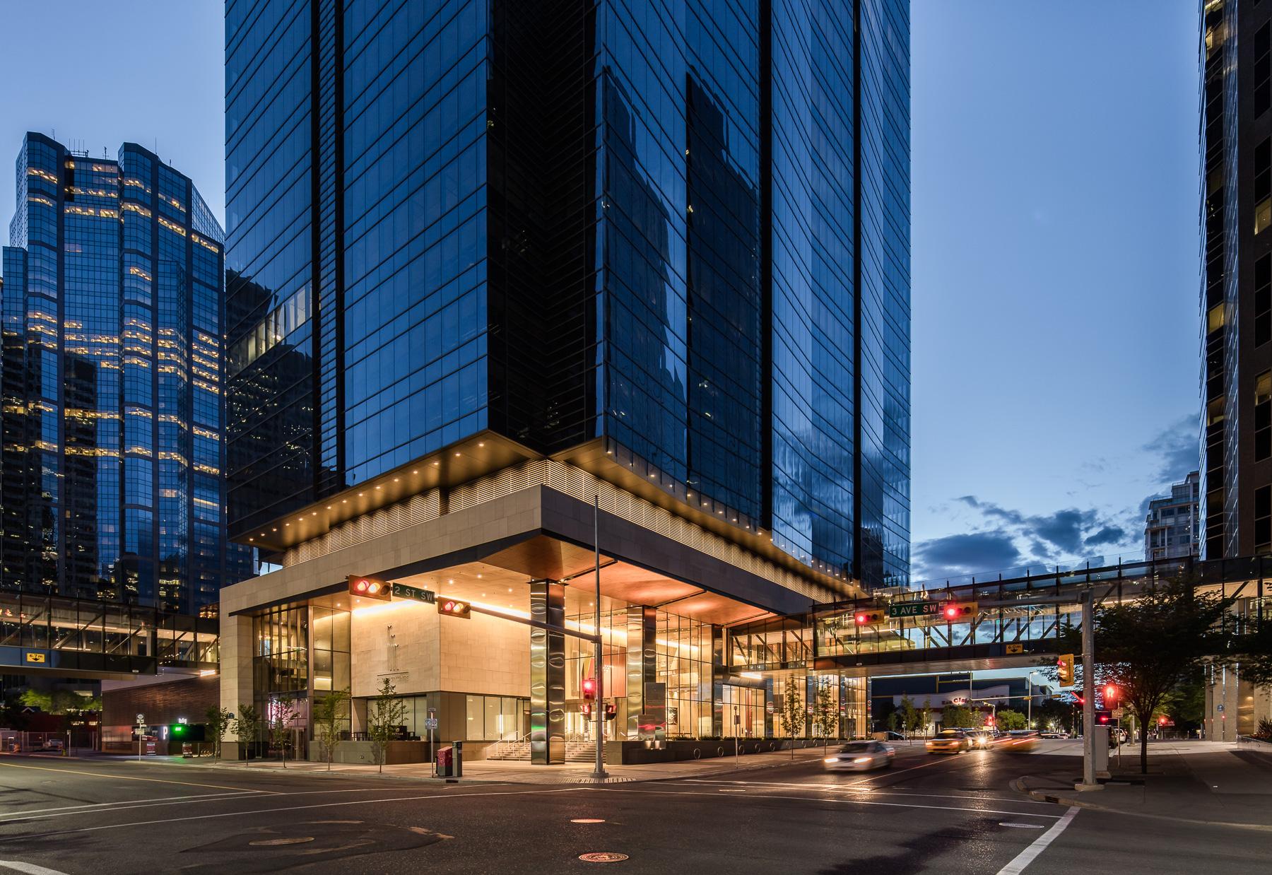 Calgary City Centre - Zeidler