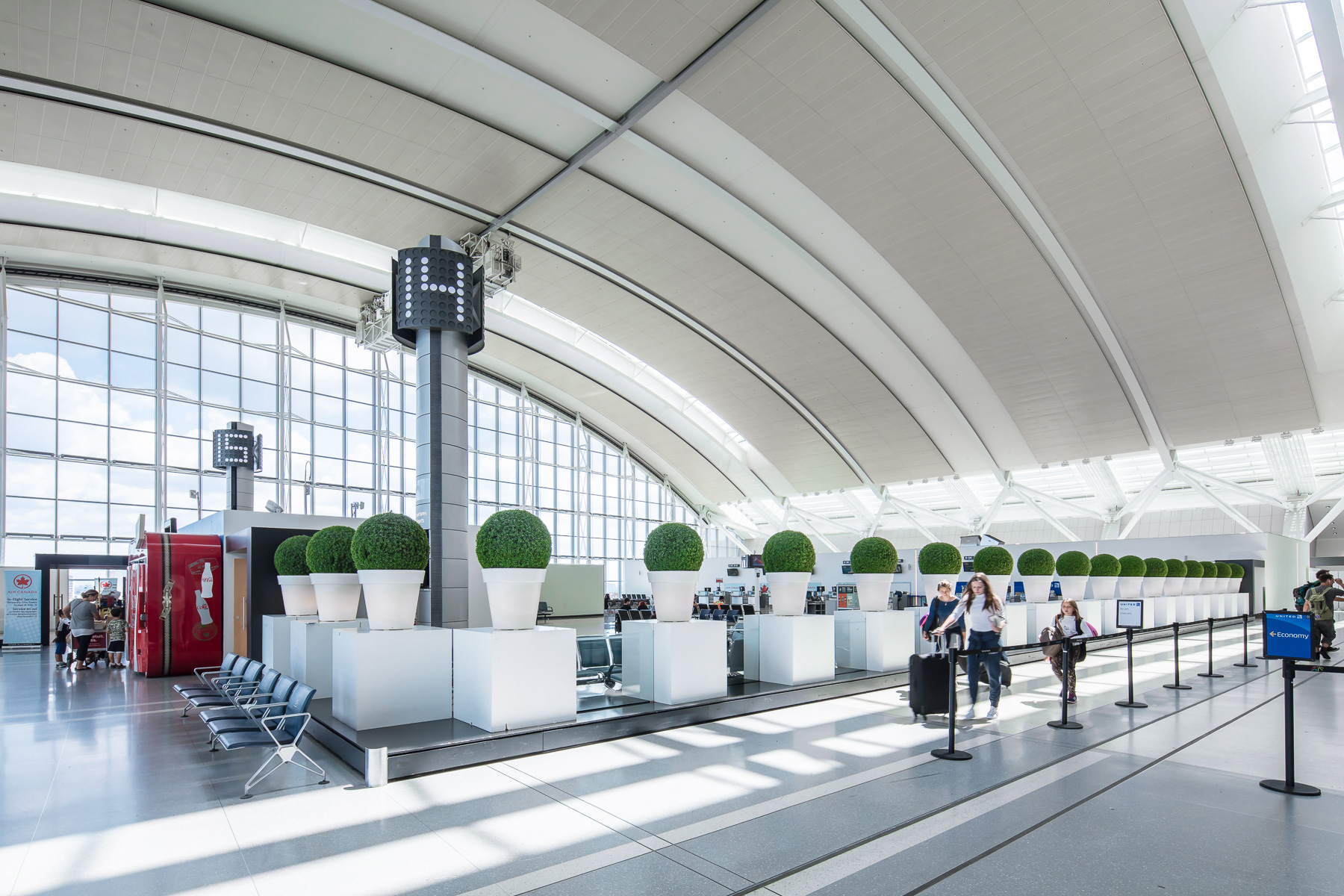 Pearson Terminal Improvements - SMV Architects