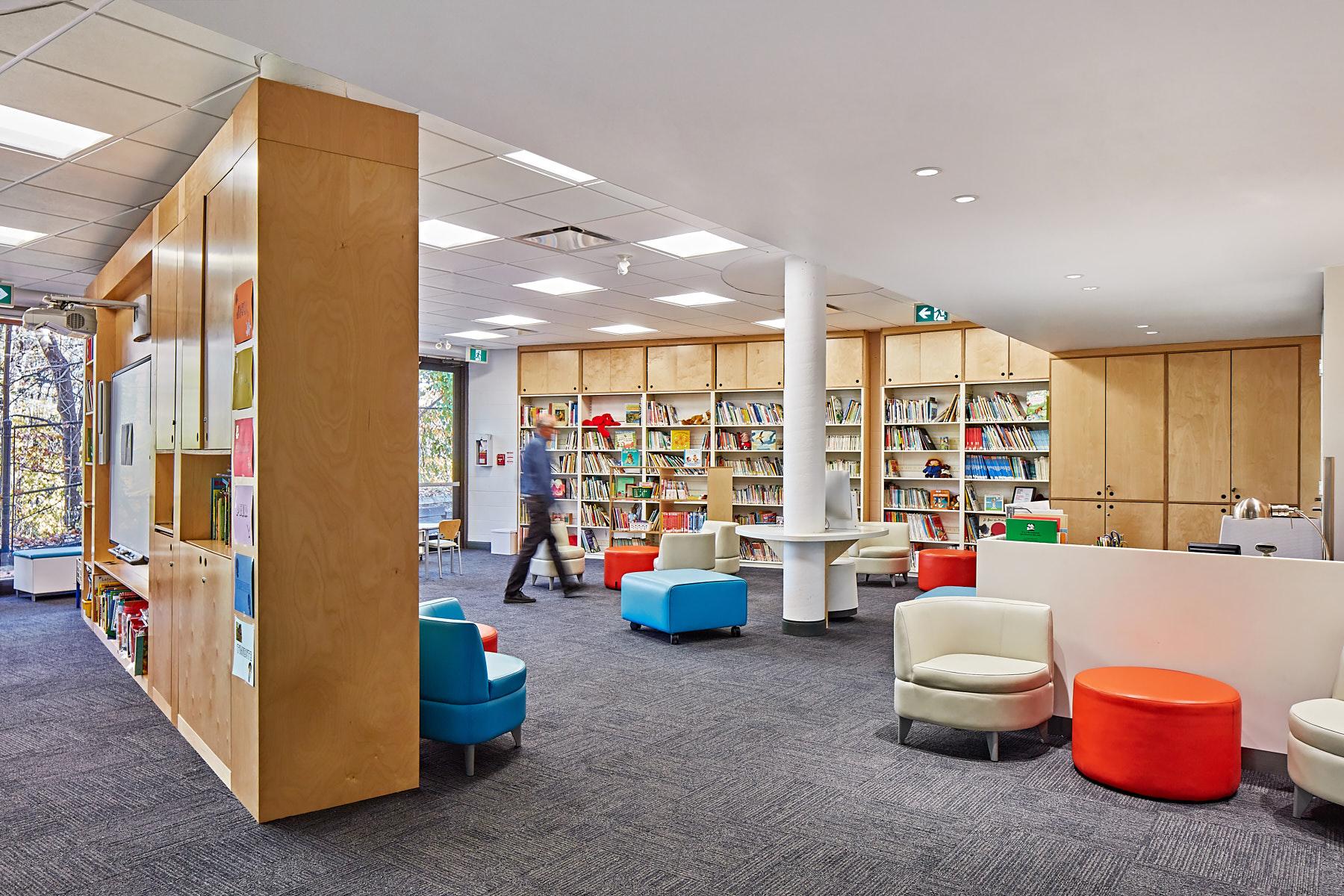 Toronto French School  - Montgomery Sisam Architects