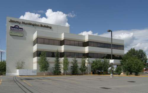 Jimmy Huntington Building