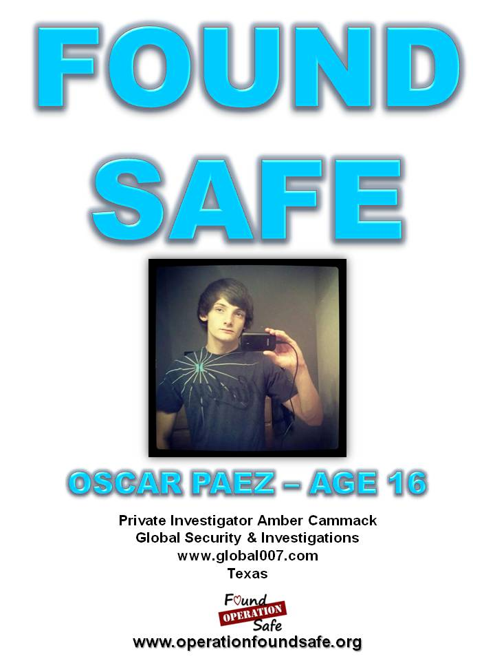 Oscar Paez - age 16 - FOUND SAFE - missing since 05-23-14 from Kingwood, TX.jpg