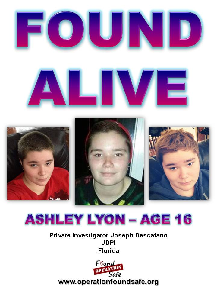 Ashley Lyon - age 16 - FOUND ALIVE - missing since 06-11-14 from Valrico, FL.jpg