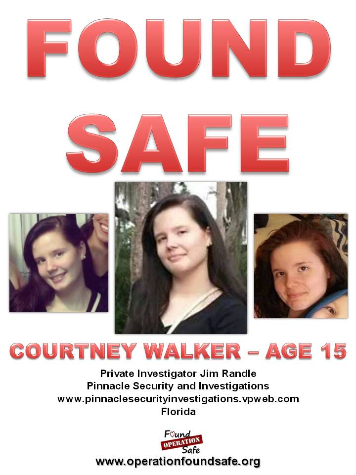 Courtney Walker - FOUND SAFE - age 15 - missing from Tampa FL since 03-03-15.jpg