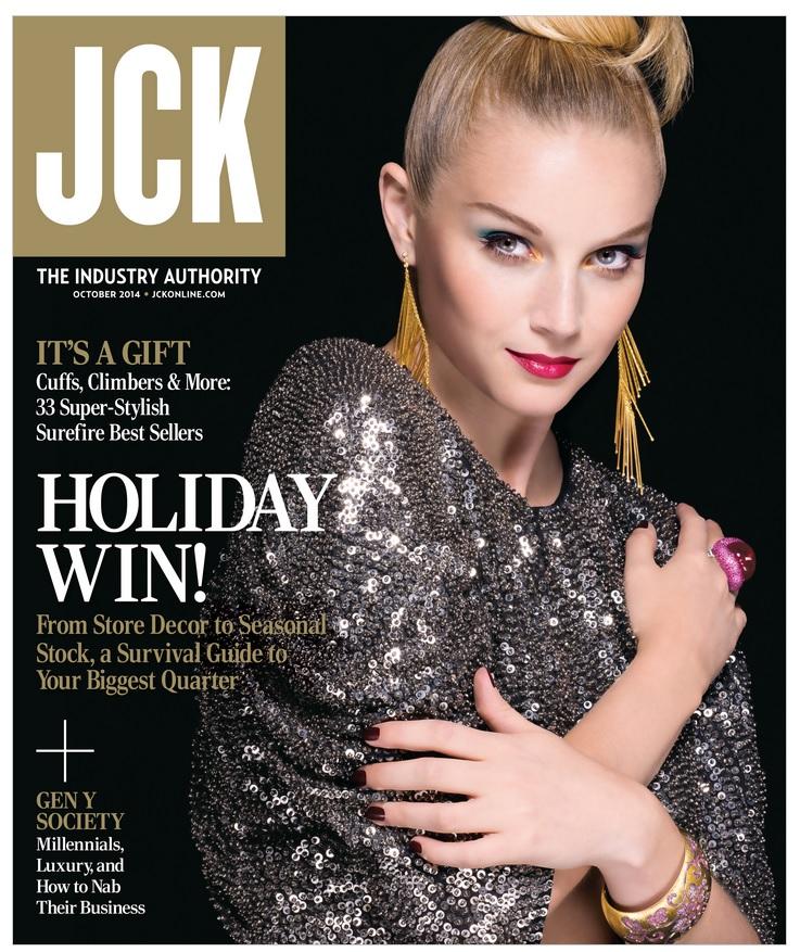 JCK Magazine - October 2014