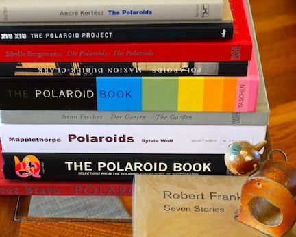 the current state of Polaroid books
