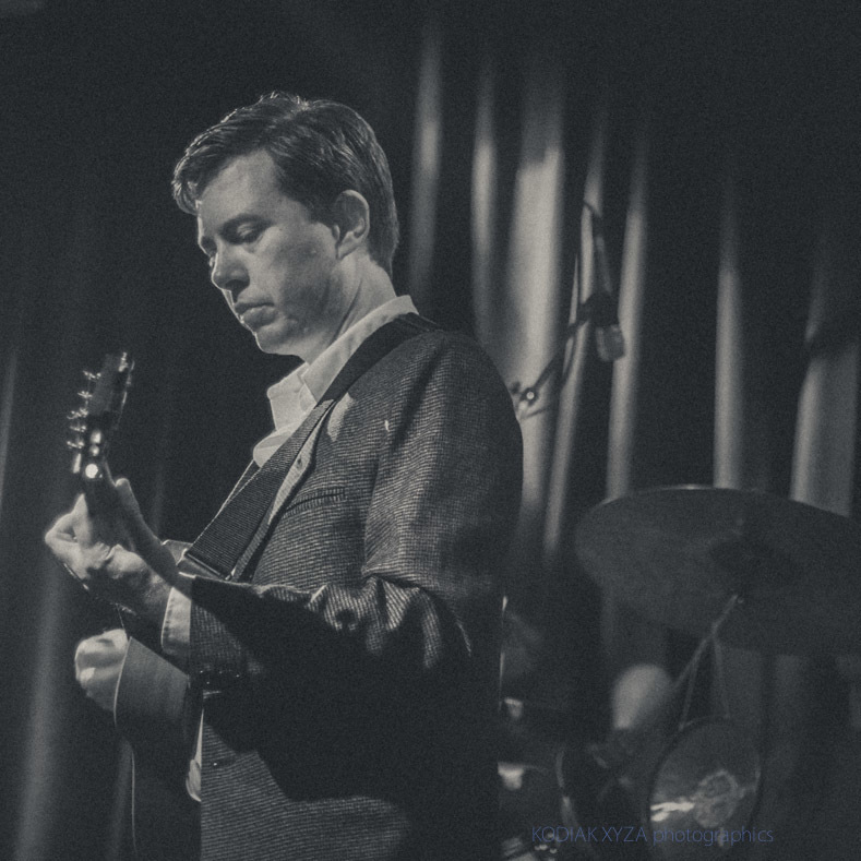 Bill Callahan , San Francisco, Oct 2007 by  Kodiak Xyza