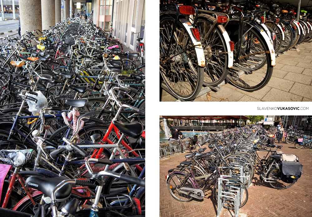 """""""Vlada mora pomoći da se oslobodimo automobila kako bi bicikla pomogla da se oslobodimo vlade."""" – slogan u Holandiji"""