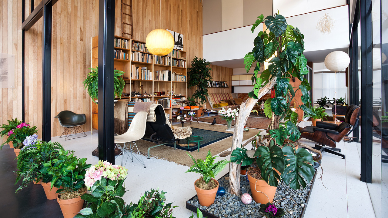 Eames Residence
