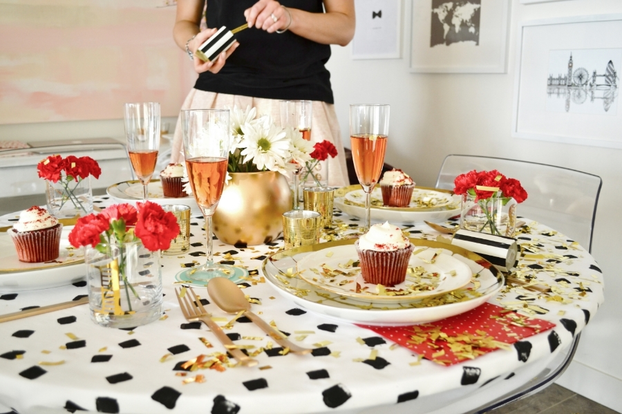 party table decorations diy