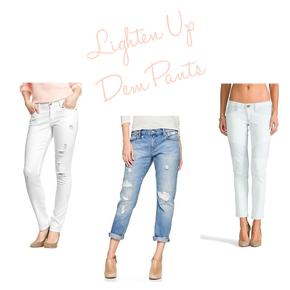 Spring/Summer Pants - On Sale! Via 204 Park