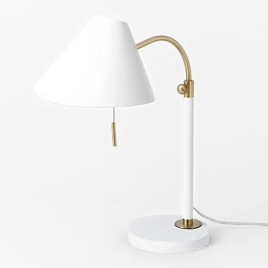 mid century table lamp decor