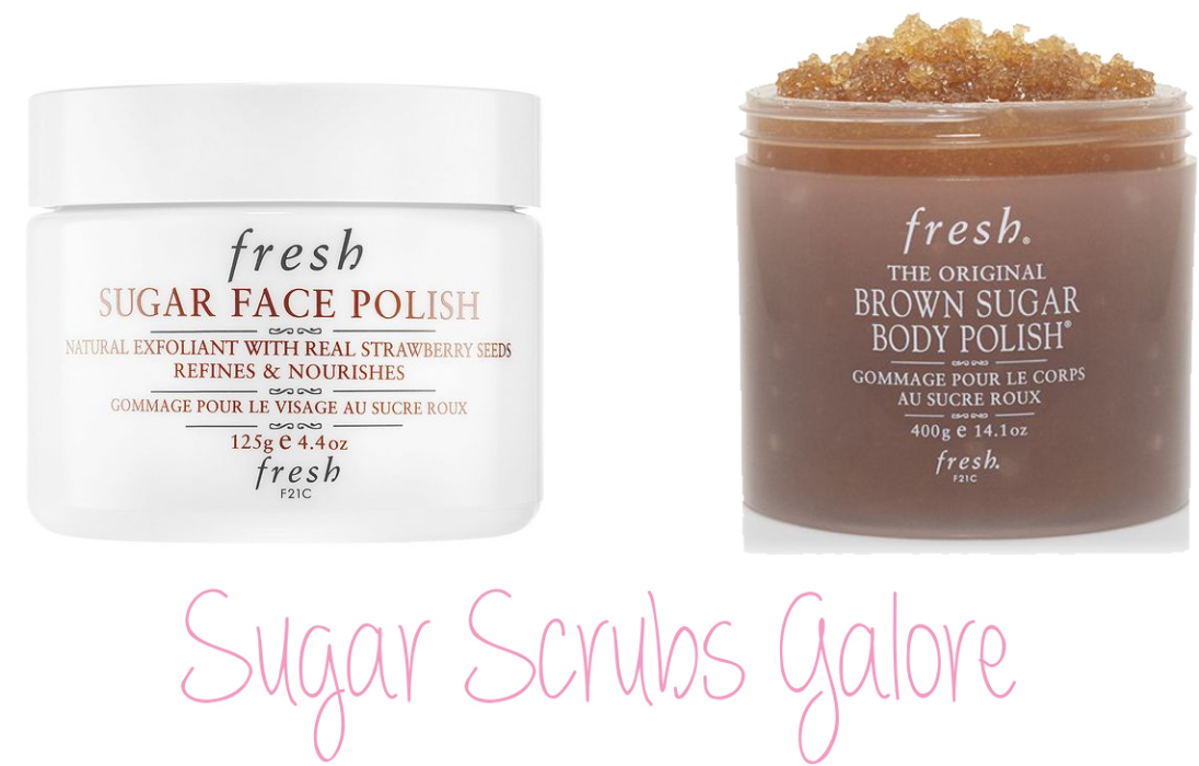 Sugar Scrubs beauty