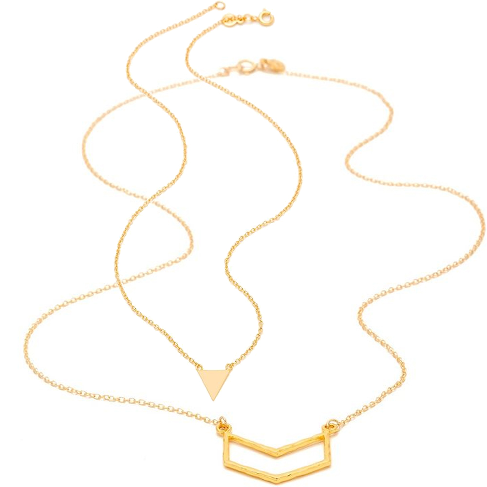 Gorgana Gold Necklaces - 204 Park