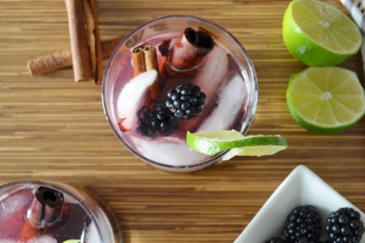 autumn cocktail