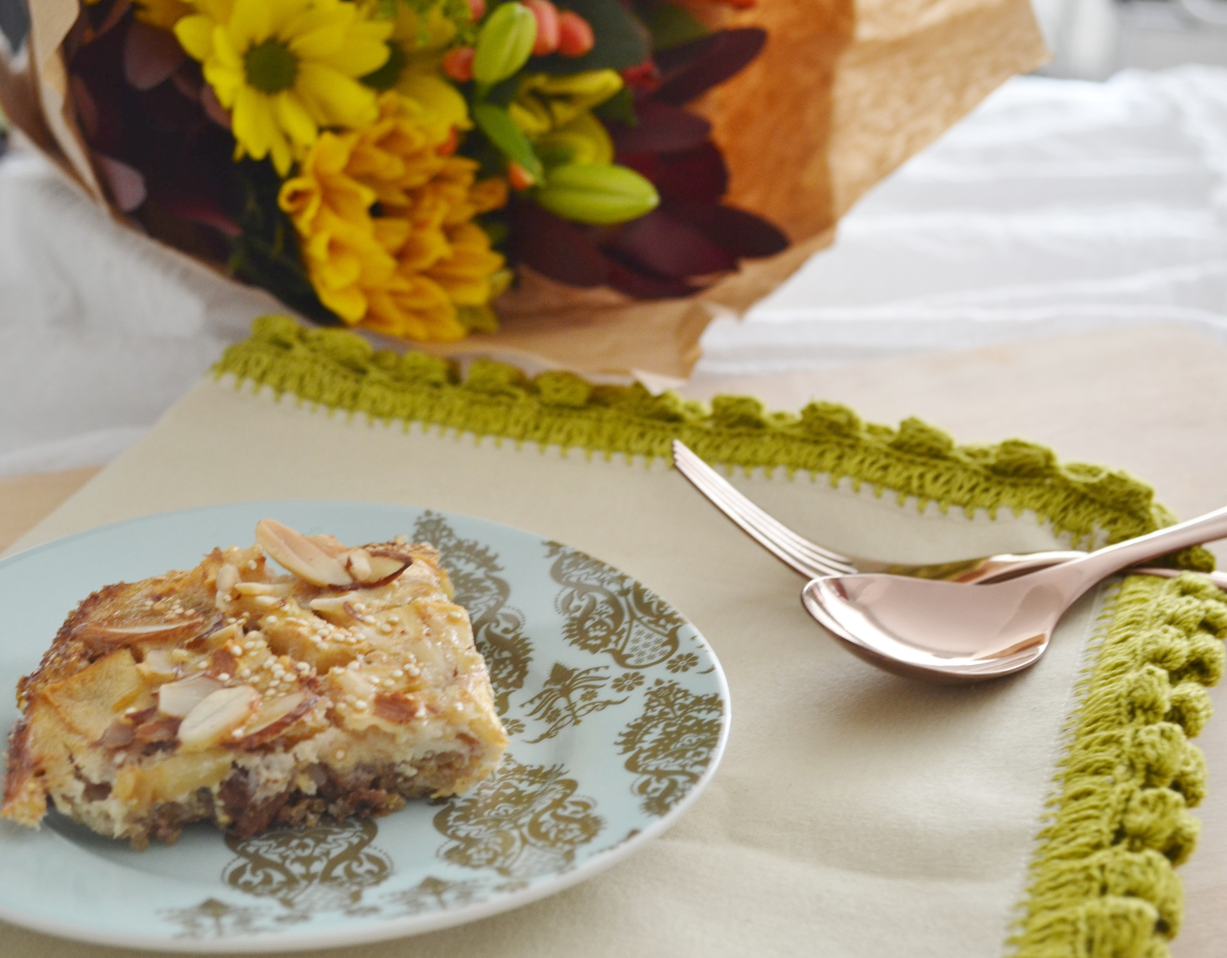 healthy breakfast recipe with quinoa.JPG