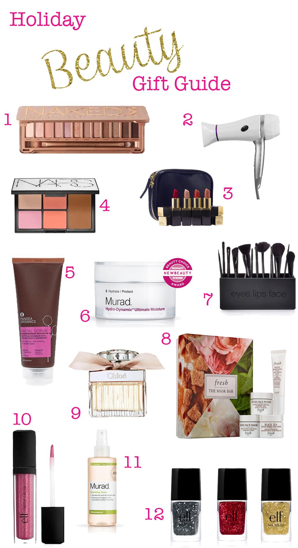 Beauty Gift Guide - Via 204 Park