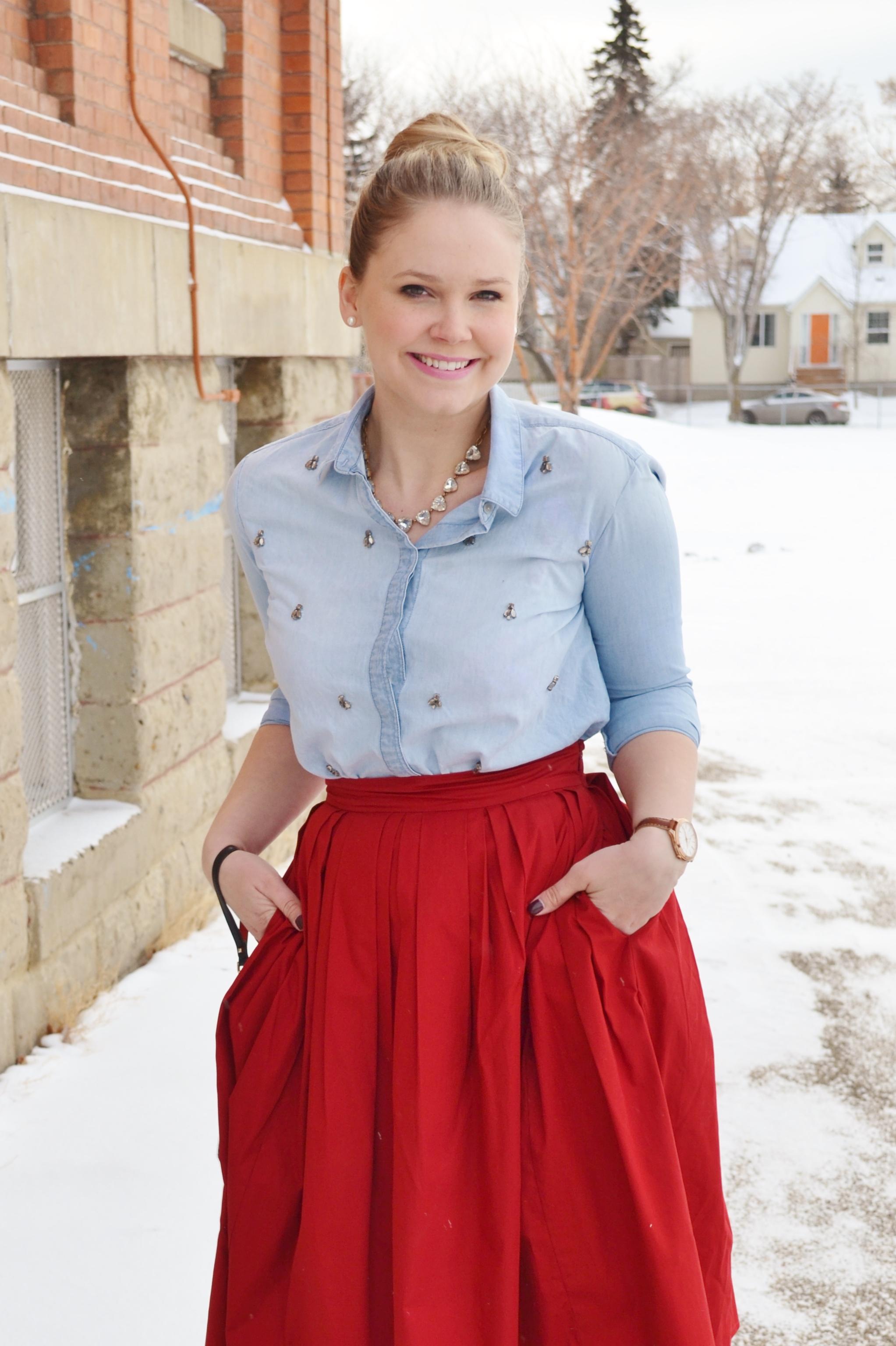 red skirt winter look.JPG
