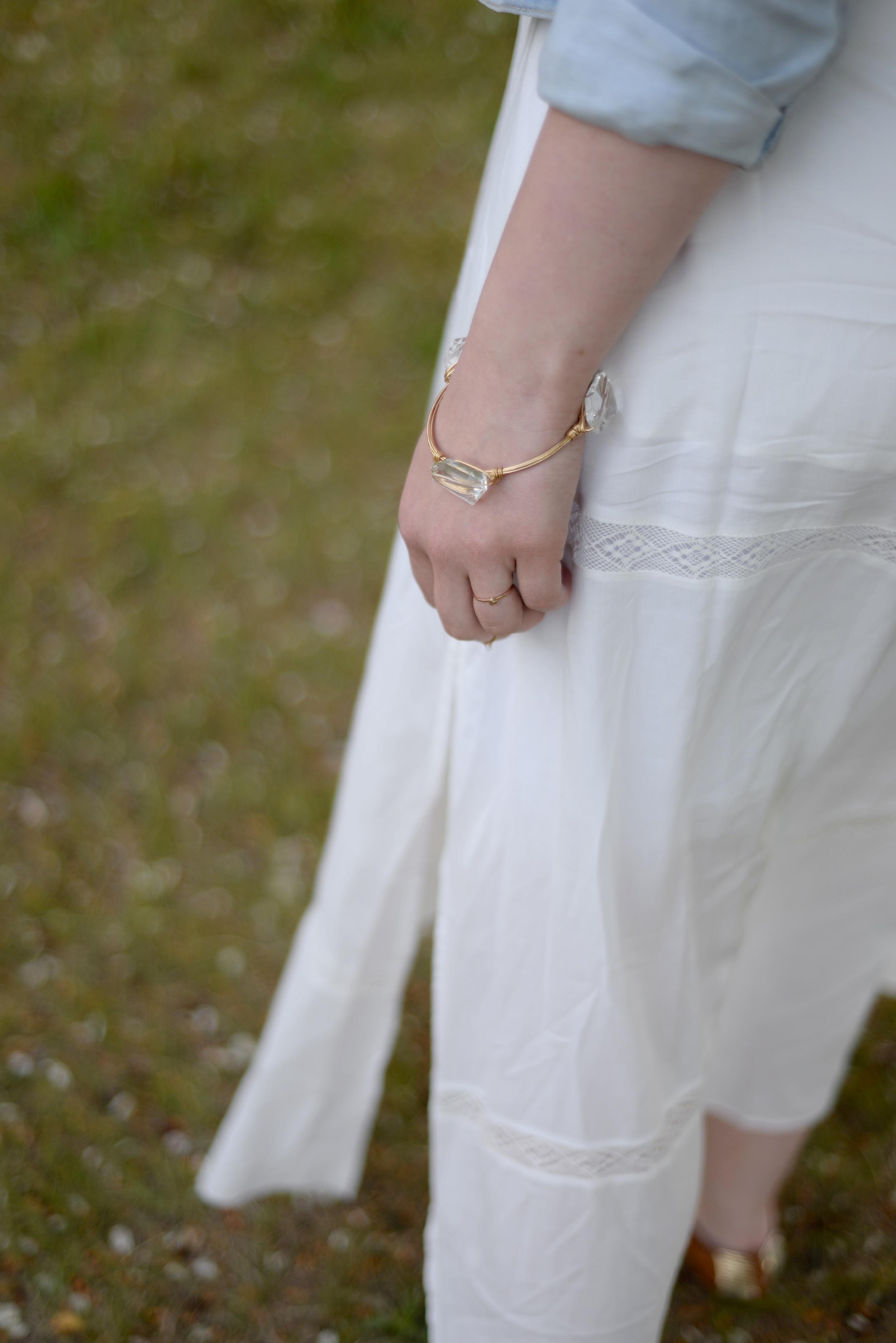 gentle fawn dress fashion